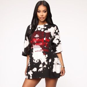 Nothing To Worry About Tunic Top